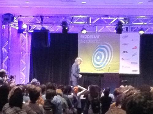 Bob Geldof Keynote