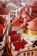 The Czech Republic - Prague: Old World Charm (John & Tina Reid) Tags: prague theczechrepublic travelphotography johnreid europeanarchitecture jonreid czecharchitecture thegoldencity thecharlesbridge tinareid nomadicvisioncom wwwnomadicvisioncom saintcharlessquare