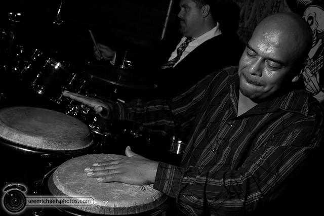 New Latin Jazz Group at El Camino 32311 © Michael Klayman-016