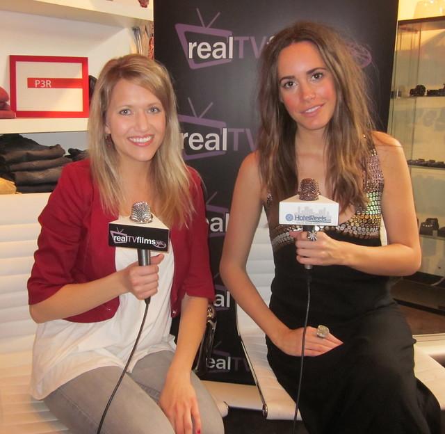 Natasha Malinsky, Louise Roe, P3R Style Sessions, RealTVfilms
