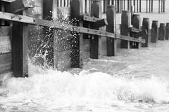 Southwold, North Sea.... (xx_teresa_xx) Tags: sea lighthouse beach sand sony northsea a380 alpha southwold beachhuts groynes