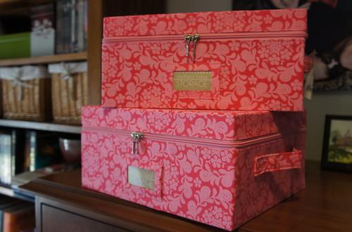 Henna Garden Boxes