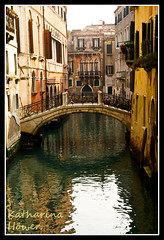 Bridge. (roosje126) Tags: venice italy venezia brigde italië venetië
