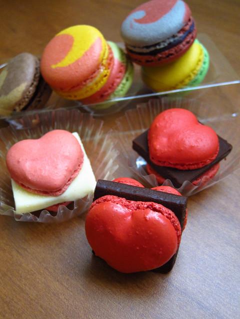 Valentine Macaron