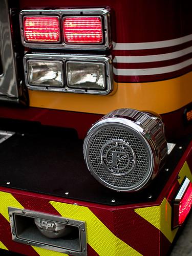 Firetruck Siren