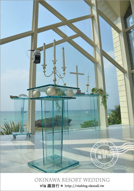 【沖繩教堂】沖繩美麗教堂之旅~Aquagrace、Aqualuce、Coralvita教堂28