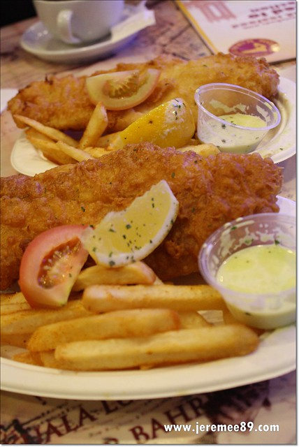 Manhattan Fish Market @ Gurney Plaza - RM6.99 Fish N Chip 3