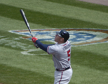 Photos - Atlanta Braves vs. Washington Nationals - April 3rd