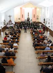 """CORO """"ÁNGEL BARJA"""" JJMM-ULE EN EL XXIII MEMORIAL """"ÁNGEL BARJA"""" - CONGOSTO 03.04.11"""
