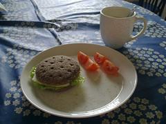 Breakfast..