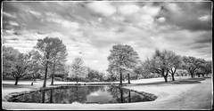river crest #4 (greg westfall.) Tags: lake golf pond texas golfcourse infrared finished countryclub fortworth waterhazard par3 rivercrest gregwestfallphotography