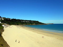 Carbis Bay, St Ives (@crantock) Tags: carbis bay beach stives cornwall kernow holidays sand sea south west england coast atlantic sandy