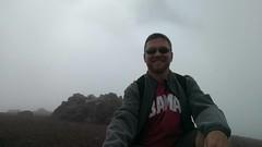 Me on top of Mauna Kea (jimmywayne) Tags: bigisland hawaii maunakea highpoint highest summit hawaiicounty