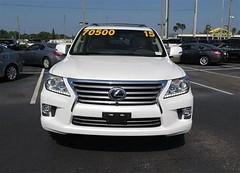 Lexus - LX 570 - 2015  (saudi-top-cars) Tags: