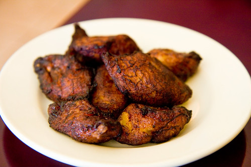 Fried plantains, Dajeh
