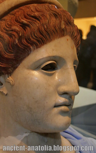 Roman Head Sculpture, Bolu