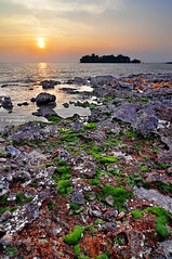 Sundown III (azrudin) Tags: sunset sky cloud water nikon slow tokina1224 dri scapes exposures longexposures d90 hdcpl azrudin