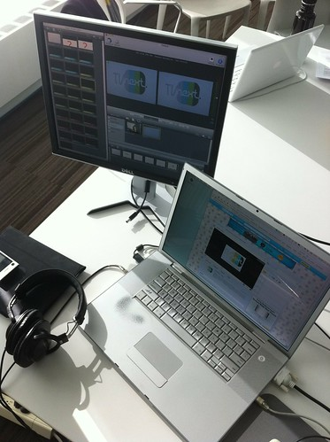 #TVnext Wirecast 4 Setup with External Display