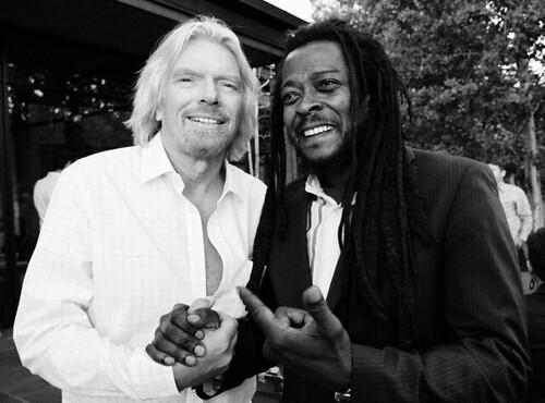 Richard Branson & Rootz