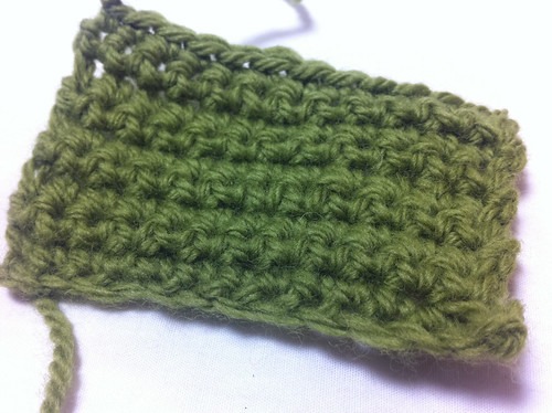 The Single Crochet Stitch
