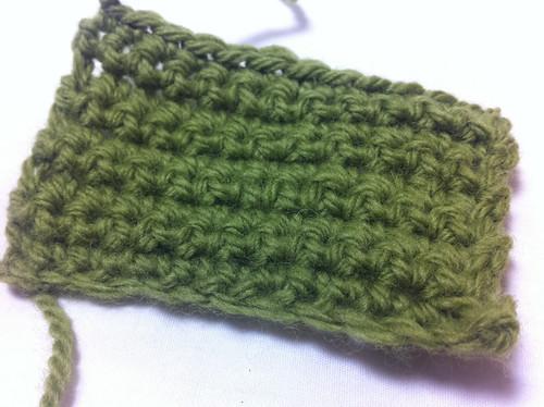 The Single Crochet Stitch