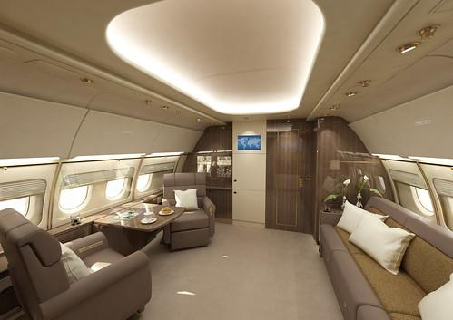 Récord de entregas de aviones corporativos de Airbus