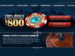 English Harbour Casino Home