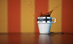 splash (Sergio_85) Tags: cup tasse kaffee splash coffe spritz cookiesplash
