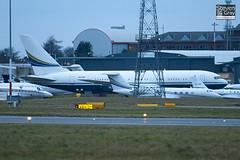 N673BF - 23402  Private - Boeing 767-238ER - Luton - 110127 - Steven Gray - IMG_8518