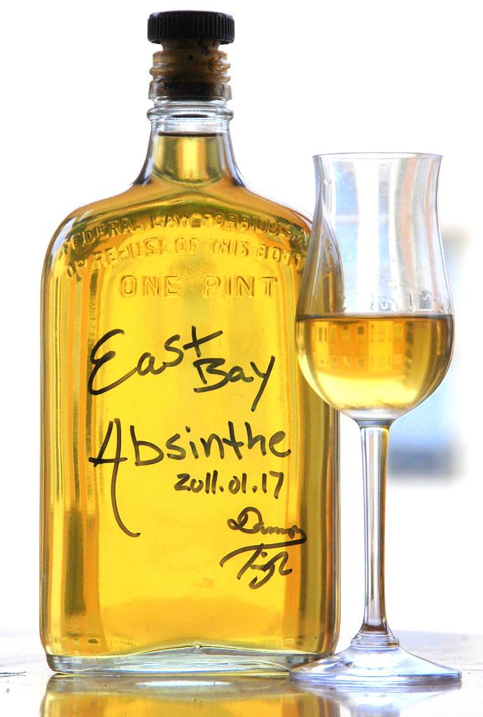 East Bay Absinthe by Damon Tighe (Damon Tighe) Tags: california homemade alcohol absinthe
