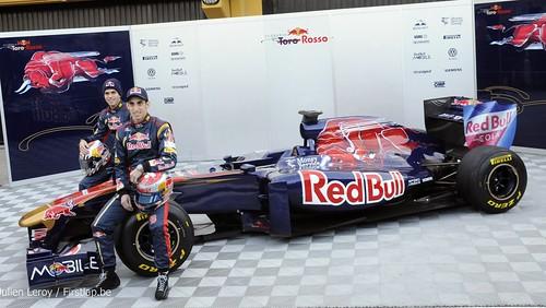 Toro Rosso STR6 2011 F1