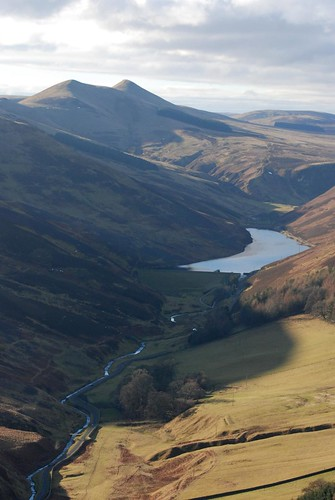 Pentlands from the Air