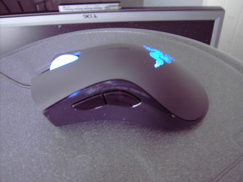 Razer DeathAdder Side Profile