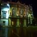 Lluvia Nocturna en el Museo Dalí
