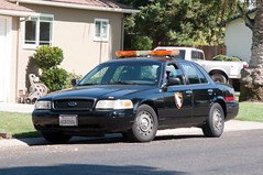 Valley Protective Services Security Ford Crown Victoria Front Angle (rocketdogphoto) Tags: california usa ripon fordcrownvictoria vps sanjoaquincounty securityvehicle riponmenloparkemergencyvehicleshow2010 valleyprotectiveservices