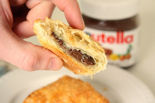 Nutella Marshmallow Turnovers for World Nutella Day | Tracey's ...