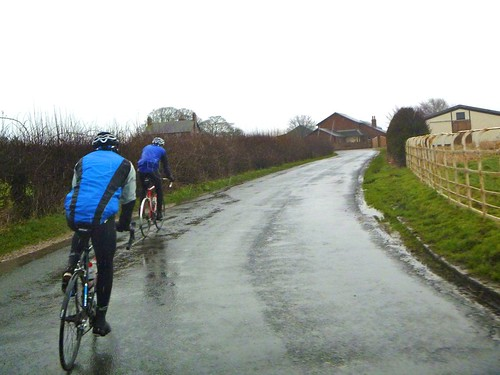 Lune RCC A run - Windy and wet but very fun