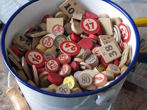 Bingo Chip Charm 1