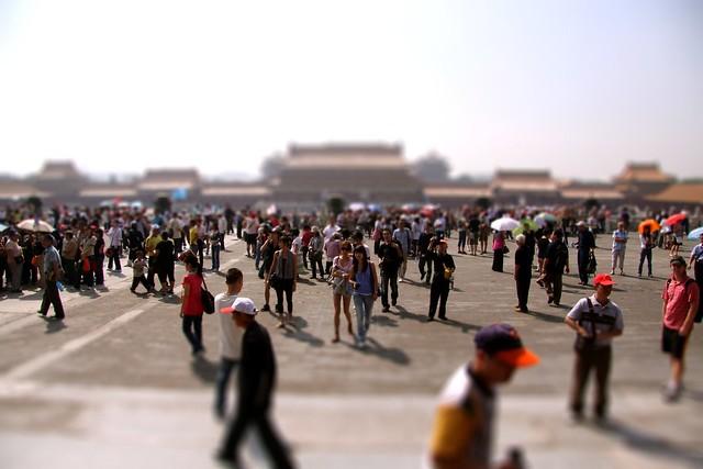 forbidden city, september 2009