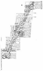 Ashby BART air rights development plan (1967) (Eric Fischer) Tags: berkeley map bart plan tod bayarearapidtransit transitorienteddevelopment airrights