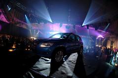 Discover the VW Tiguan ! (Volkswagen Belgium) Tags: brussels cars salesforce dealers productlaunch tourtaxis generalviews tiguan