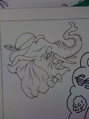 IMG_0334 (Jared Powell 1387) Tags: girls lines ink skulls eyes hands drawings heads burps 20011 santarosaca jaredpowell