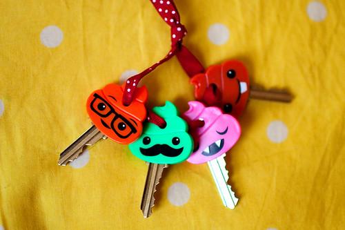 Poop Keys!