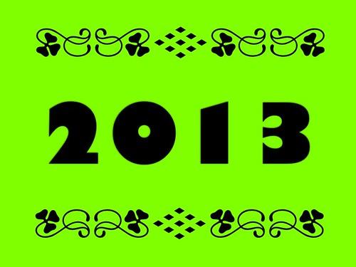 Buzzword Bingo: 2013