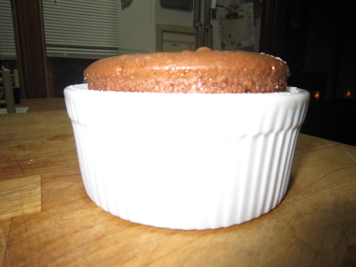 Chocolate Souffle 011