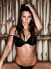 Mikayla Wingle - Survivor on CBS (Mike Ossola) Tags: brown black hot sexy texture wet panties fence tv shiny warm bra mikayla southpacific playboy rugged survivor cbs contestant lfl tampabreeze mikaylawingle mikaylawingleplayboy