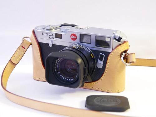 Leica M6 + Summicron 35mm ASPH