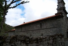 Santa Maria Das Junias,lateral norte