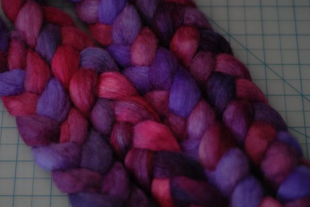 sweetgeorgia yarns/fibre club/february