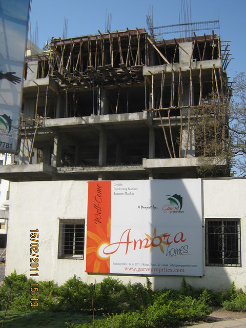 Garve Properties' Amora Homes - 2 BHK Flats - Kaspate Wasti - Wakad Pune